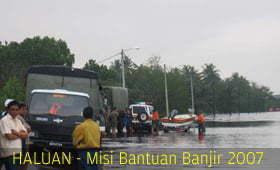 Bilik Gerakan Banjir Diaktifkan!