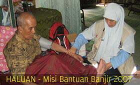 Laporan HALUAN dari Pekan Pahang
