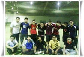 Futsal Remaja, Siswa dan Pemuda HALUAN Sungai Petani Jalin Ukhuwah