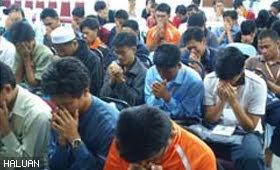 Lebih 180 Pelajar Ikuti Kem Jatidiri dan Kesukarelawanan Remaja 2009
