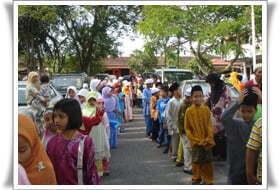 500 Meriahkan Rumah Terbuka Aidilfitri HALUAN Kedah