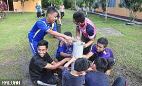 KMK Pulau Pinang Sarat Aktiviti Energetik