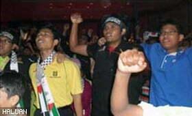 Konsert 'Lifeline 4Gaza' Menyemarak Semangat Menyelamatkan Palestin