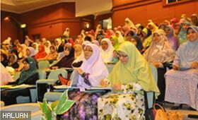 Sambutan Konvensyen Wanita Kebangsaan 2011 luar dugaan