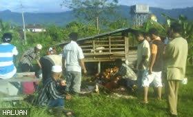 Majlis Sambutan Hari Raya AIidiladha di Langkawi