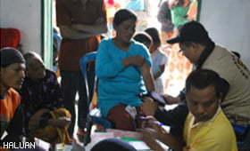 Misi Kemanusiaan Merapi – Mangsa masih sangat memerlukan bantuan