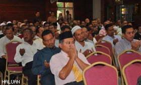 Majlis Guru Besar Terengganu Cakna Palestin