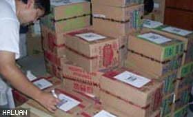 Pasukan medik dan kaunselor HALUAN mula berkhidmat di Padang