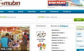 Biro Ekonomi HALUAN Lancar Portal Jaringan Usahawan (MuBIN)