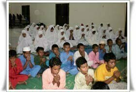 Anak-anak Kg Pohon Nenasi Sertai Kem Ibadah Remaja (KIBAR)
