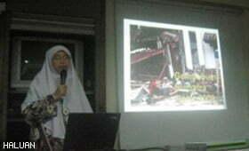 Jelajah Perkongsian Pengalaman Relawan HALUAN di Padang Semakin Rancak