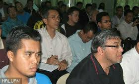 HALUAN Anjur Seminar Kepimpinan Pelapis di Shah Alam