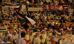 Solidariti NGO di Perhimpunan Perdana Palestin