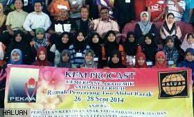 HALUAN Pahang Bimbing Pelajar-pelajar Yatim