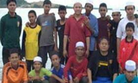 Hari Keluarga HALUAN Pulau Pinang Meriah