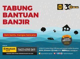 Tabung Bantuan Banjir