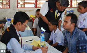 Program Pembangunan Modal Insan (PPMI) Kunak Mendapat Sambutan Penduduk
