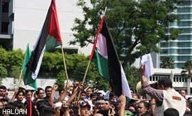 Bersatu, gerakkan usaha membantu Palestin