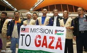 Bersatu Untuk Palestin