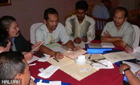 Perasmian Seminar Keusahawanan dan Peluang Perniagaan 2005