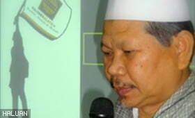 Presiden HALUAN menyeru Umat Islam Di Malaysia Membantu Palestin