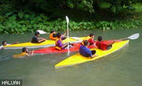 Rekreasi HaluanSiswa Nasional (REAKSI 09) memberi pengalaman baru kepada peserta