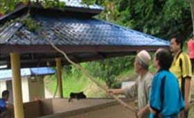 Kem Rekreasi Dan Khidmat Masyarakat Relawan HALUAN 2010
