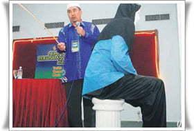 HALUAN Pahang Sertai Seminar Perundangan Jenayah Syariah