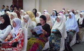 50 Peserta Ikuti Seminar Modal Insan Ke-2 (SEMAI)