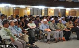 Formula Mengembalikan Kegemilangan Umat Islam di SPU2011