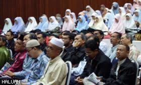Perasmian mesyuarat perwakilan Haluan Malaysia ke-20