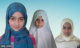 Anak Yatim Palestin-Syria Lapar & Sejuk!
