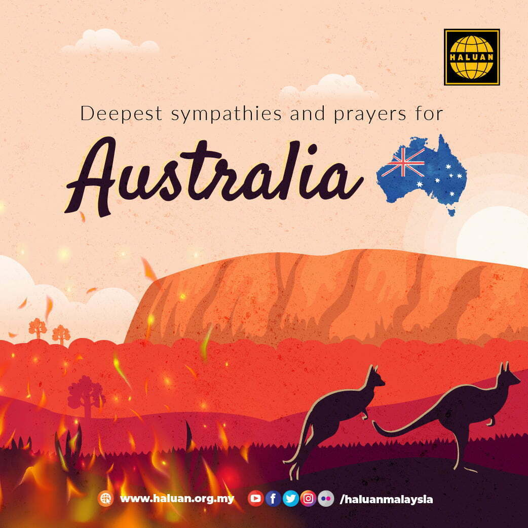 Doa Untuk Australia