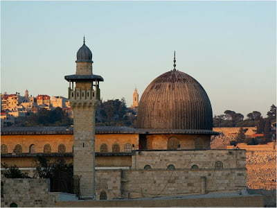 Kelompok Ekstrim Yahudi Mahu Memindahkan Masjid Al Aqsa Ke Arab Saudi