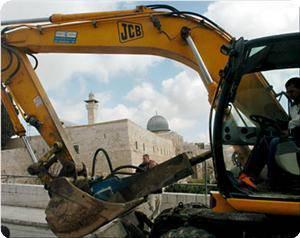 Persatuan Ulama Palestin: Masjid Al-Aqsa Akan Runtuh