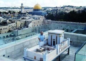"""Muzium """"Kuil Ketiga"""" Akan Di Buka Berhampiran Masjid Al Aqsa"""