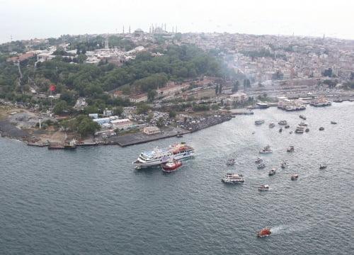 Kenyataan Angkuh Kementerian Luar Israel: Kapal-kapal Yang Menuju ke Gaza Tidak Boleh Membantu Apa-Apa
