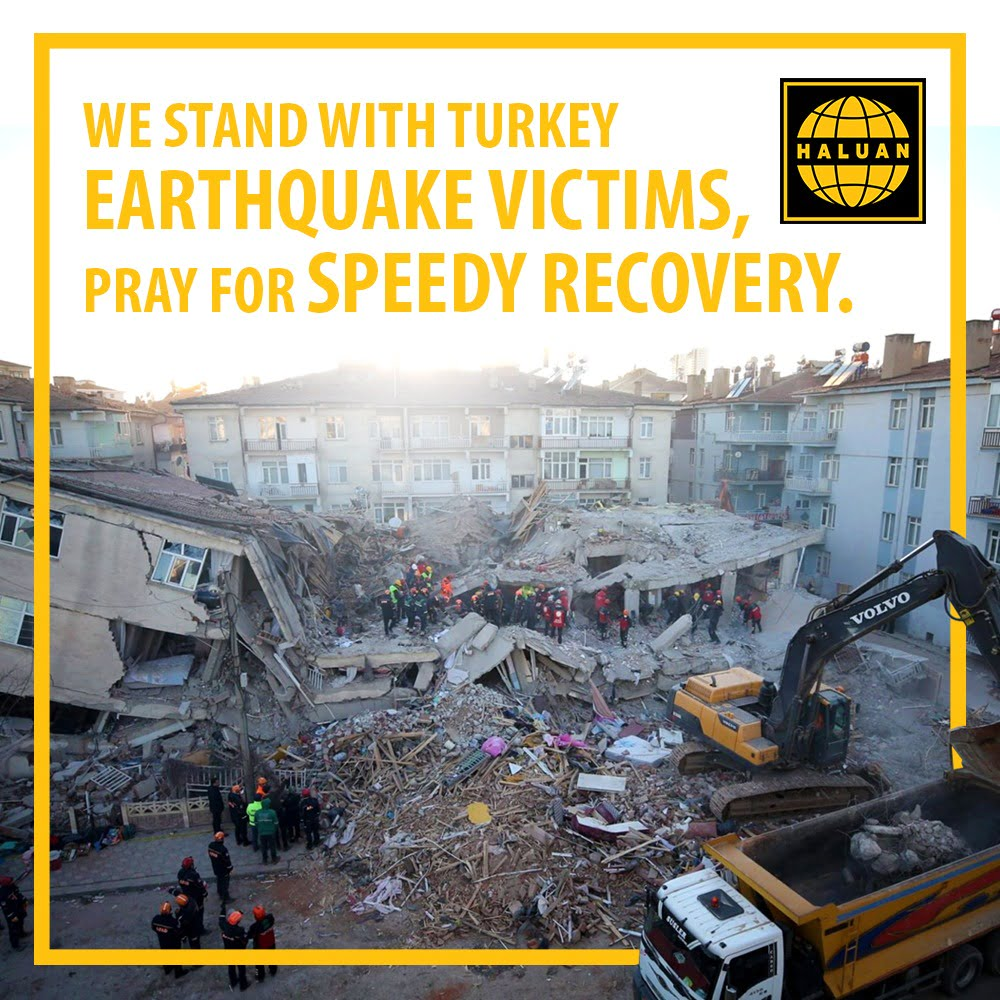 Turkey Earthquake: Pray For Speedy Recovery