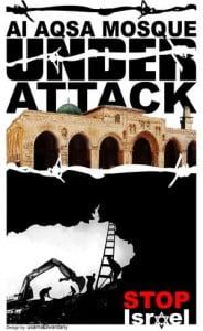 Umat Islam Menanti Saat Keruntuhan Masjid Al Aqsa?