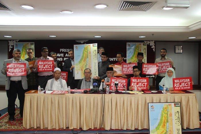 "NGO Malaysia Menolak ""Deal of The Century"""