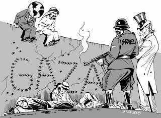 Palestin, Yahudi dan Peranan Umat Islam