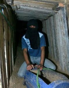 32 Remaja Palestin Mati Di Bawah Terowong Gaza-Mesir