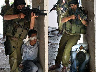 Remaja Palestin Berusia 12 Tahun Disiksa Di Penjara Israel