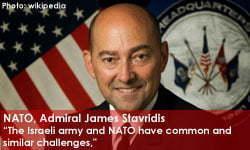 Komander NATO Mengadakan Pertemuan Balas Dengan Tel Aviv