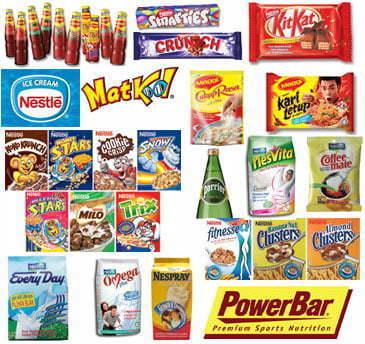SYARIKAT: Nestle