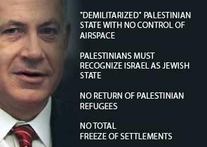 Amerika Sokong Ucapan Netanyahu, Usaha Perdamaian Tiada Penyelesaian