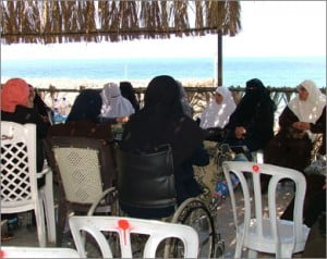 Perkhemahan Musim Panas Pasca Serangan di Ghaza Untuk Wanita OKU