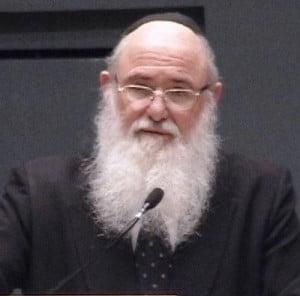 Rabbi Avraham Sharman: Politik yahudisasi Israel bertentangan dengan asas agama (ushul ad-din) Yahudi.