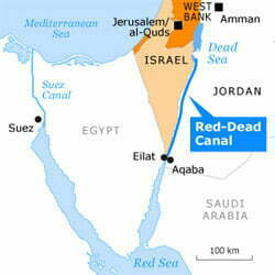Projek RED-DEAD: Pelan Israel 2020 (Bahagian 1)