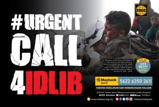 Urgent Call For Idlib